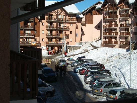 วัลไมมิเอ, ฝรั่งเศส: Vista desde el balcón