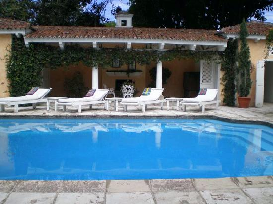 Mansion del Pensativo: pool