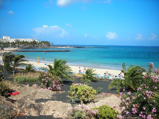 Teguise Beach Barcelo Hotels Costa Teguise Spain