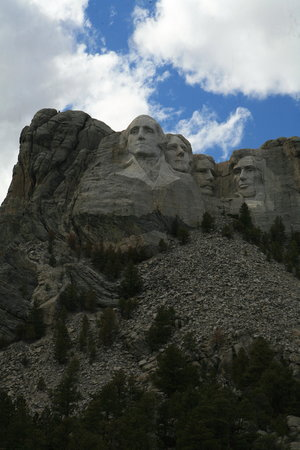Keystone, Dakota du Sud : Mt. Rushmore
