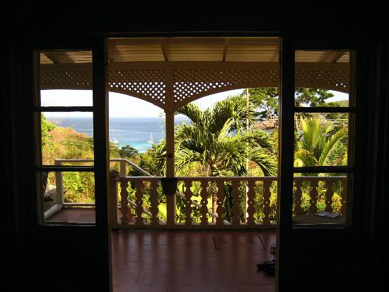 AQUA on Bequia: View From Veranda