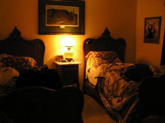 Big Bear Bed & Breakfast: The Toklat room
