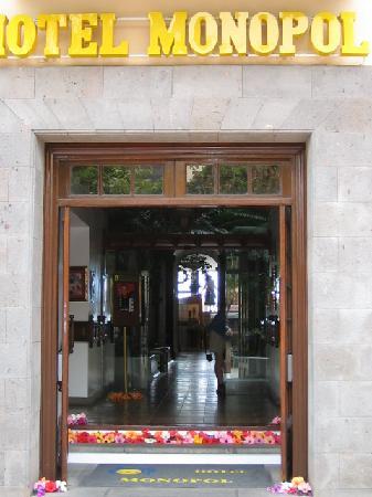 Hotel monopol puerto de la cruz may 2008 bild von - Monopol hotel puerto de la cruz ...