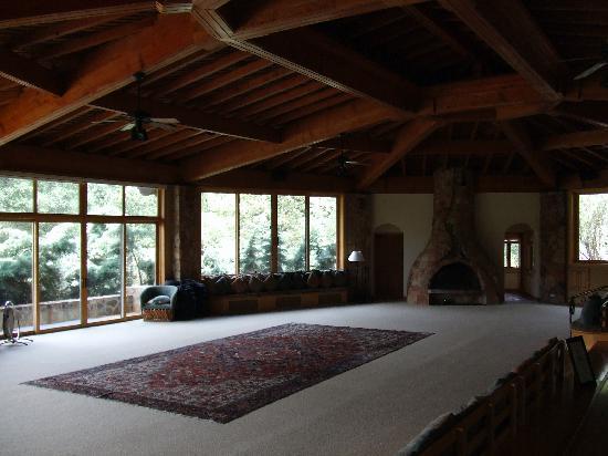 Rancho La Puerta Spa: lecture room