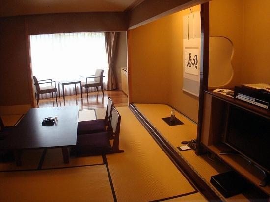 Hotel Gajoen Tokyo: The living room