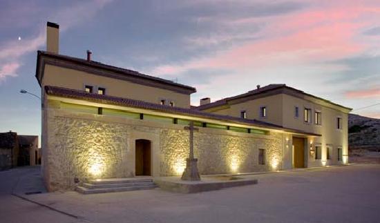 LaVida Vino Spa: Hotel