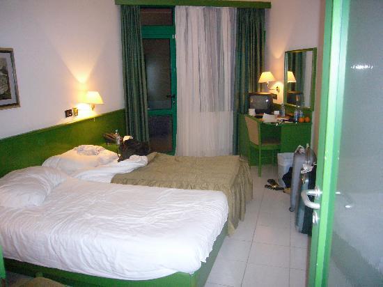 All-inclusive Resort Funtana: Notre chambre à l'hôtel