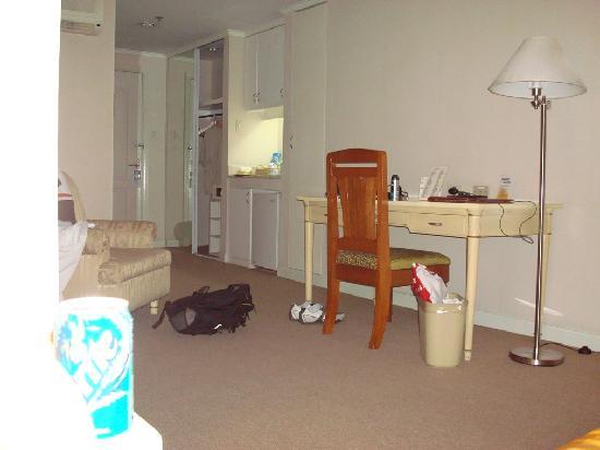 Best Western Oxford Suites Makati: Standard Room