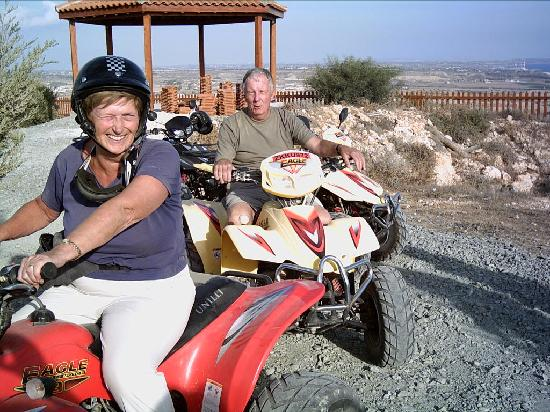 Quad Bike Safari & Rentals: family fun