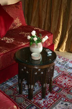Es Saadi Marrakech Resort - Palace : Moroccan style