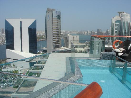 Hilton Dubai Creek: view to die for