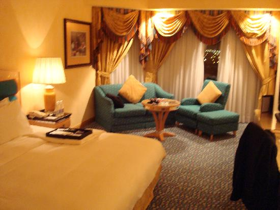 Jeddah Hilton Hotel: Bedroom