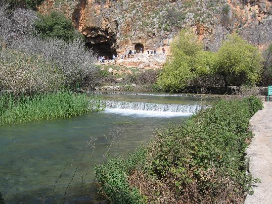 Qiryat Shemona, Ισραήλ: Banias National Park
