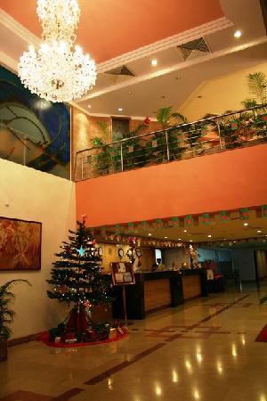The Peninsula Chittagong: Reception Lobby
