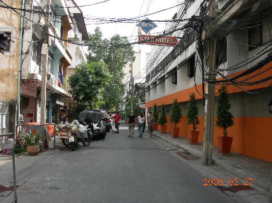 Wendy House: street