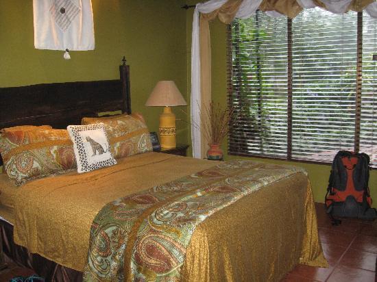 Casa Bella Rita Boutique Bed & Breakfast: soo comfy!