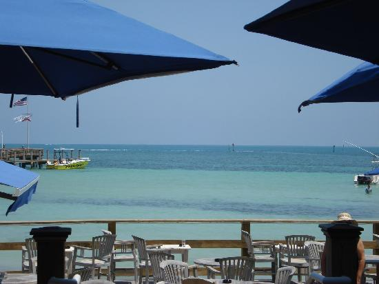 Louie's Backyard: View from Louie's - View From Louie's - Picture Of Louie's Backyard, Key West - TripAdvisor