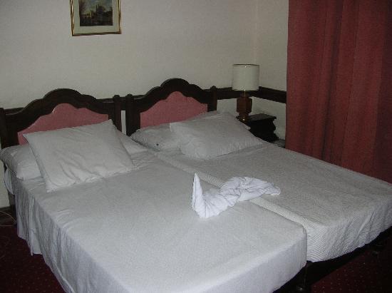 Cosmopolitan Hotel: la chambre