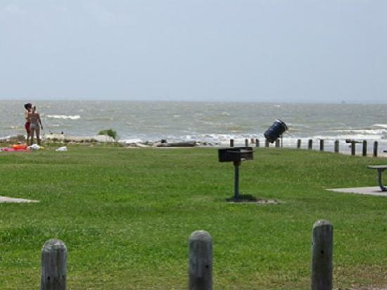 Sylvan beach park la porte tx picture of la porte for Attractions in la porte tx