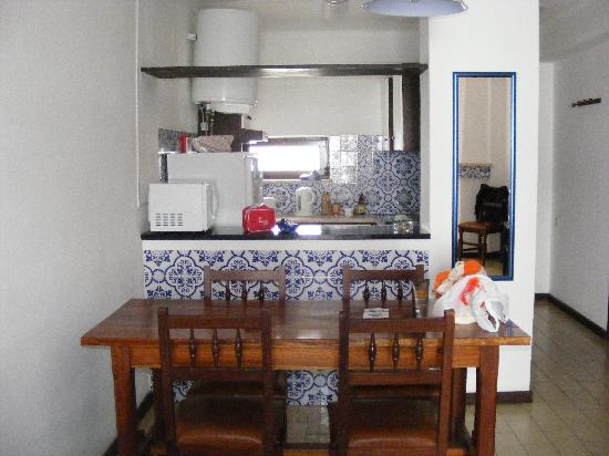Elma Apartments: Kitchen / Dining
