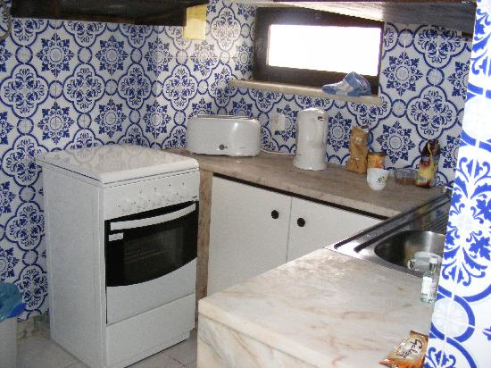 Elma Apartments: Kitchen