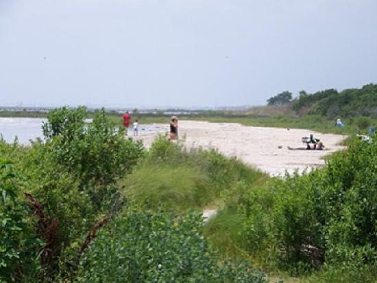 El Jardin Del Mar: This beach is not marked on streetsigns, and is very small