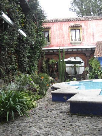 Hotel Palacio de Dona Beatriz: Pasillos