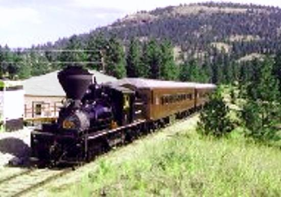 Kettle valley steam railway coupons