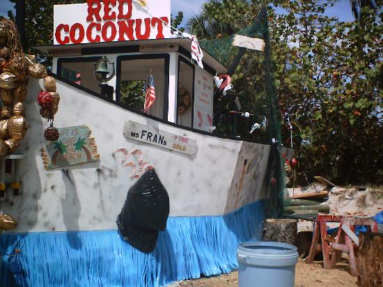 Red Coconut RV Park: Shrimp Festival Parade