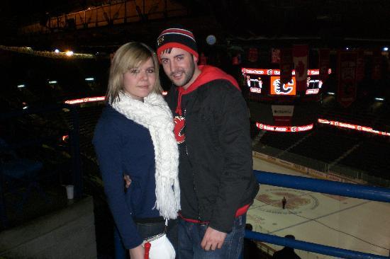Canada: Calgary Flames.. go flames goo