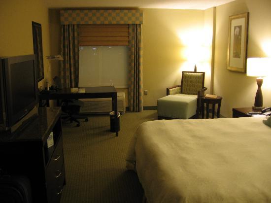 Hilton Garden Inn Frederick: Room, 1st view