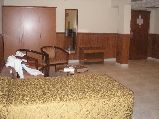 Dubai Nova Hotel: room view