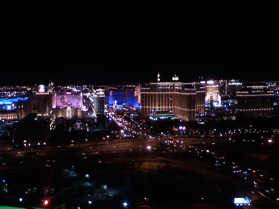 The Playboy Club at the Palms: View from Voodoo