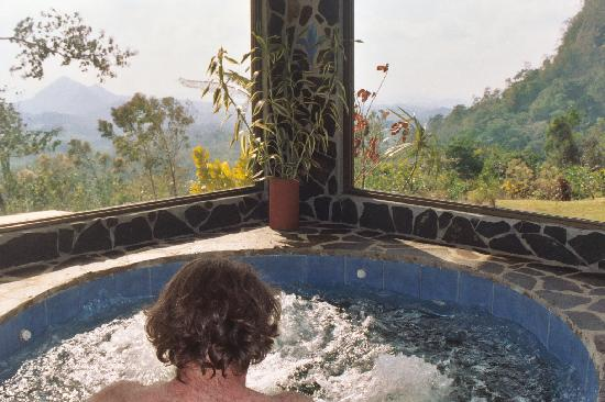 Villa Tavida Lodge & Spa: Hydrotherapy.