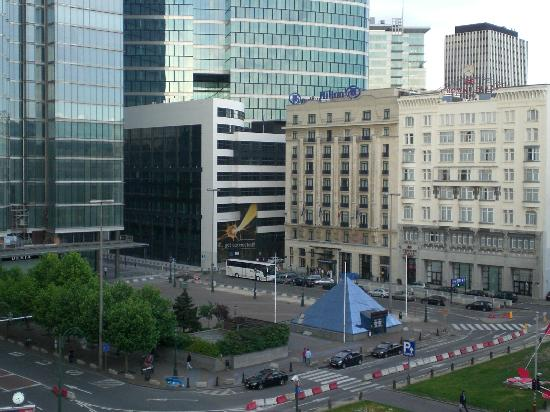 Picture of le dome hotel brussels tripadvisor for Bd du jardin botanique 50 1000 bruxelles