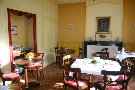 Domaine De Chatenay: Dining Room