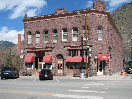 The Wyman Hotel and Inn: Wyman Hotel, Silverton, CO