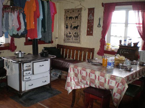 Casa Perla: The kitchen