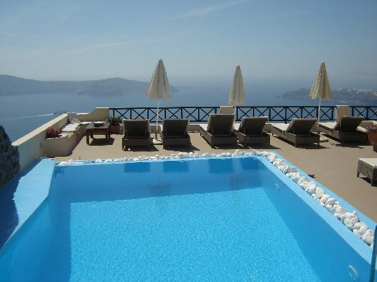 Afroessa Hotel: Pool View