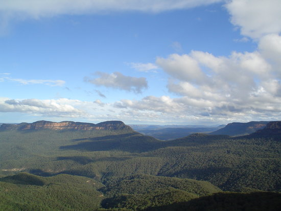 Katoomba, Australië: Blue Mountains