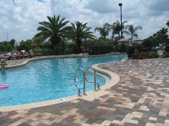 Mystic Dunes Resort & Golf Club: One of the 4 swimming pools