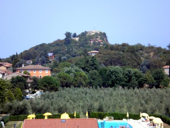 Manerba del Garda, Italien: La Rocca