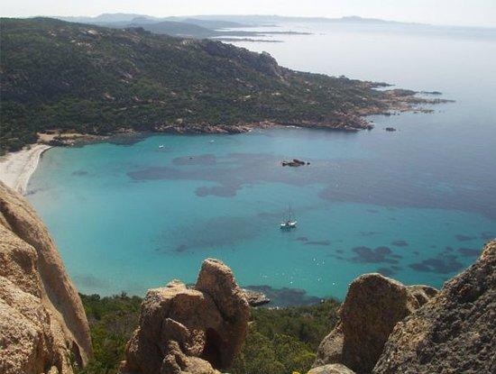 Corsica, فرنسا: Roccapina