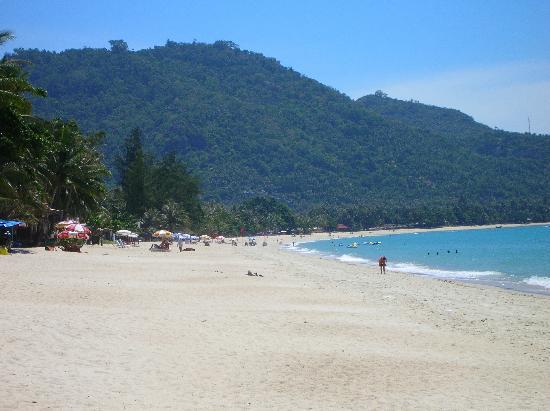 Aloha Resort: spiaggia