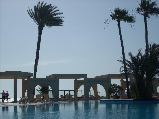Zita Beach Resort: La piscine sous son plus bel angle