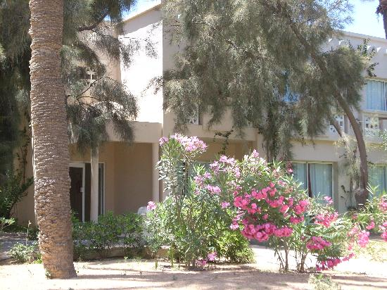 Zita Beach Resort: Un joli style fleuri