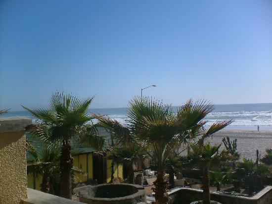 Los Pelicanos Hotel: view