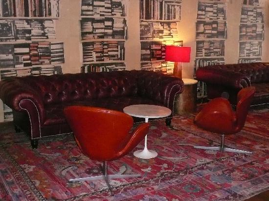 Soho House New York : library
