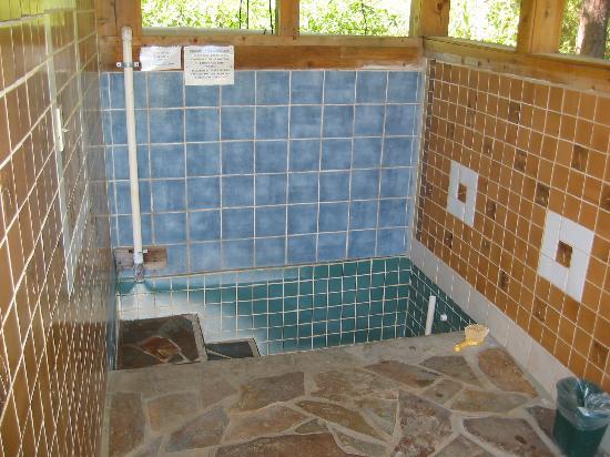 Sierra Hot Springs Resort & Retreat Center: Japanese Style Soanking Tub