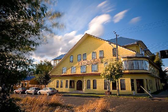 Charles Darwin Hotel: Hotel Charles Darwin Fachada